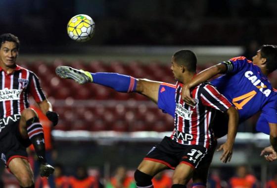 Série A 2016, 10ª rodada: São Paulo 0x0 Sport. Foto: Rubens Chiri/saopaulofc.net