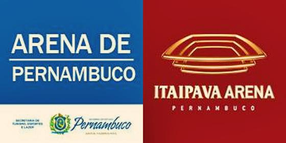 Arena de Pernambuco ou Arena Pernambuco? A identidade visual no facebook