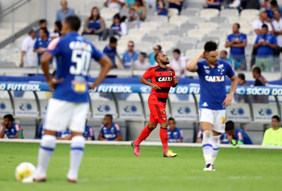 Série A 2016, 16ª rodada: Cruzeiro 1 x 2 Sport. Foto: Rodrigo Clemente/EM/D.A Press
