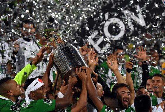 Libertadores 2016, final: Atlético Nacional 1 x 0 Independiente Del Valle. Foto: Conmebol/site oficial