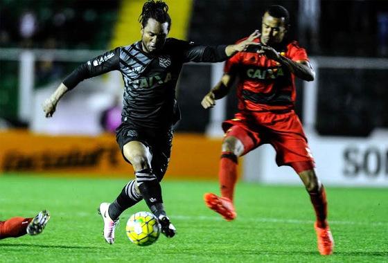 Série A 2016, 19ª rodada: Figueirense 1 x 1 Sport. Foto: Agência Estado