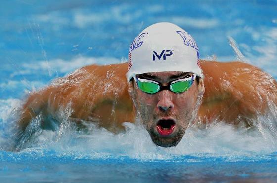 Michael Phelps. Foto: Rio 2016/reprodução