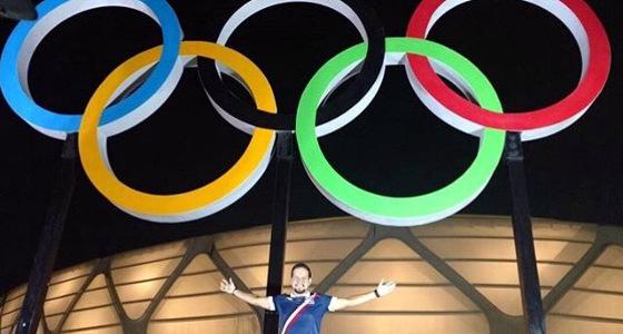 Torcedor do Santa Cruz na Olimpíada do Rio de Janeiro. Foto: Santa Cruz/twitter (@santacruzfc)