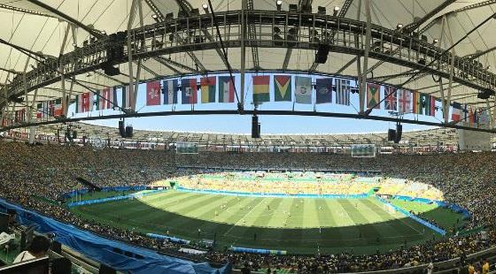 Maracanã nas Olimpíadas