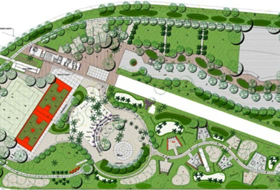 Projeto de requalificação do Memorial Arcoverde, em Olinda