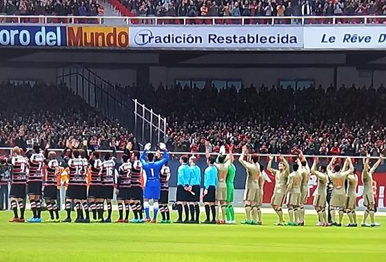 Uniformes do Santa Cruz no Pro Evolution Soccer 2017, no Xbox One. Crédito: Jefferson/twitter (@jefferson2878)