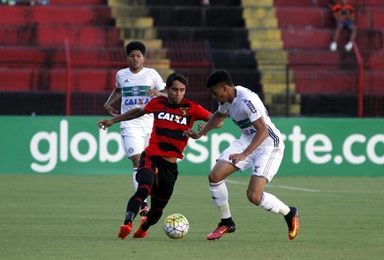 Série A 2016, 26ª rodada: Sport 0x1 Coritiba. Foto: Ricardo Fernandes/DP