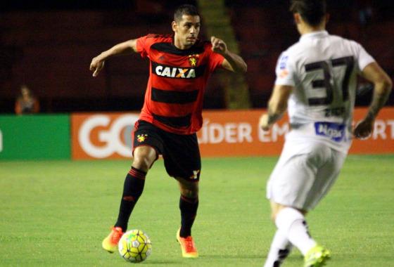 Série A 2016, 27ª rodada: Sport x Santos. Foto: Williams Aguiar/Sport Club do Recife