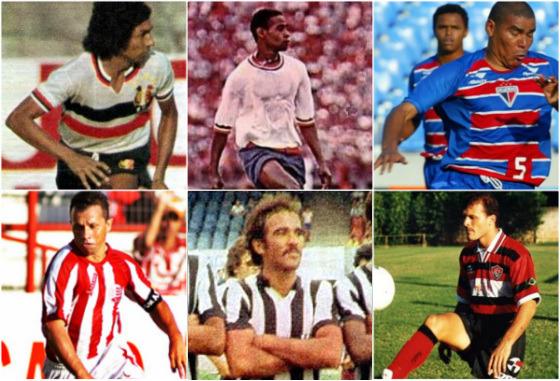 Os jogadores com mais partidas no Santa Cruz (Givanildo Oliveira) ec4bd1de57bac