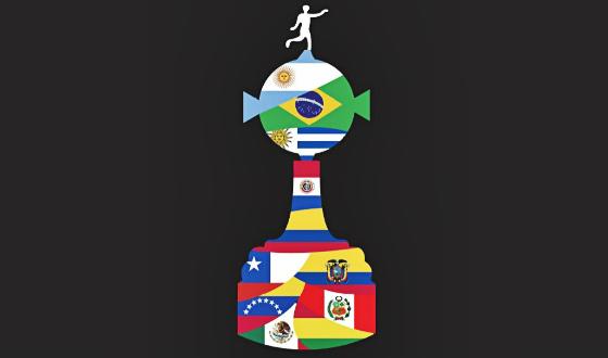 As 11 bandeiras presentes na Taça Libertadores da América