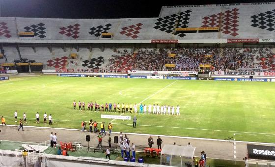 Sul-Americana 2016, oitavas: Santa Cruz 3 x 1 Independiente Medellín. Foto: Wellington Araújo/CBN Recife 105.7 FM