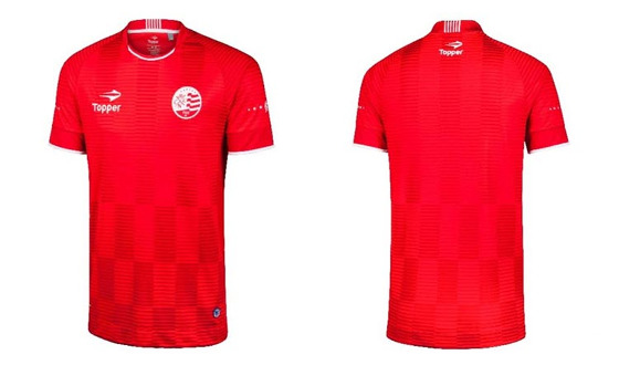 O 3º uniforme do Náutico para a temporada 2016 2017. Crédito  divulgação bf7050764e89a
