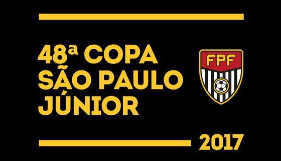 Copa São Paulo de Juniores de 2017. Crédito: federação paulista de futebol