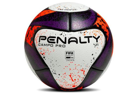 A bola oficial do Campeonato Pernambucano de 2017. Crédito: Penalty