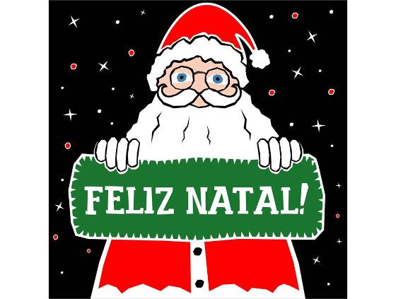 Natal tricolor. Crédito: Santa Cruz/facebook
