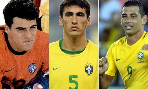 Bosco, Leomar e Diego Souza, convocados para as Eliminatórias da Copa diretamente do Sport