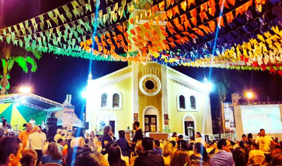 Igreja matriz de Salgueiro. Foto: sitewilsonmonteiro.com