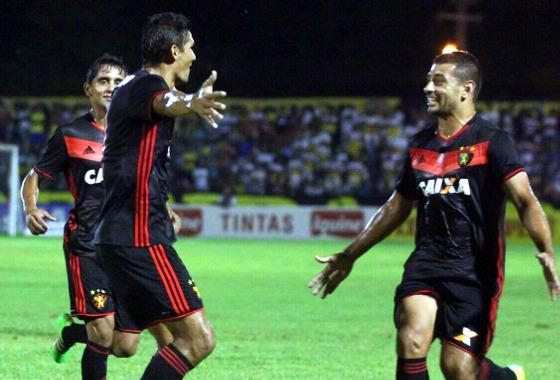 Copa do Nordeste 2017, 1ª fase: Sport x River. Foto: Williams Aguiar/Sport Club do Recife