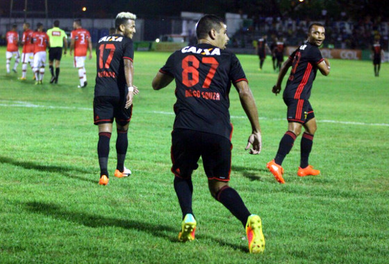 Copa do Nordeste 2017, 1ª fase: River x Sport. Foto: Williams Aguiar/Sport Club do Recife
