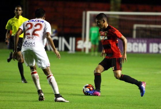 Pernambucano 2017, 5ª rodada: Sport 1x1 Náutico. Foto: Williams Aguiar/Sport Club do Recife