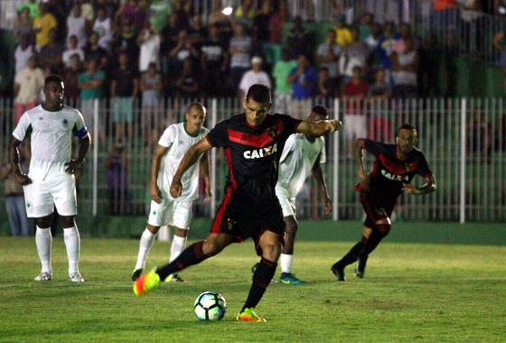 Copa do Brasil 2017, 3ª rodada: Boavista x Sport. Foto: Williams Aguiar/Sport Club do Recife