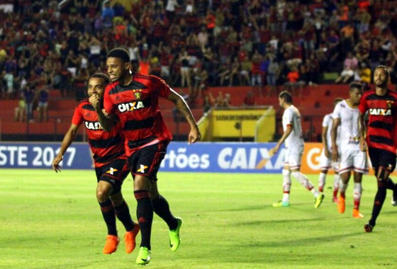Copa do Nordeste 2017, 1ª fase: Sport 5x0 Juazeirense. Foto: Williams Aguiar/Sport Club do Recife