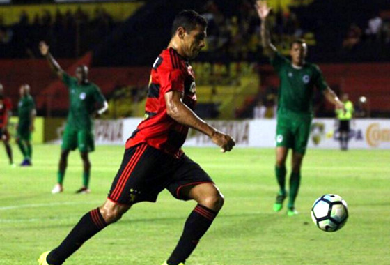Copa do Brasil 2017, 3ª fase: Sport x Boavista. Foto: Williams Aguiar/Sport Club do Recife