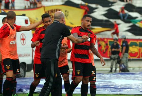 Pernambucano 2017, 7ª rodada: Belo Jardim 0 x 1 Sport. Foto: Williams Aguiar/Sport Club do Recife