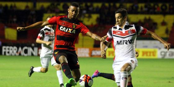 Pernambucano 2017, 8ª rodada: Sport 1 x 1 Santa Cruz. Foto: Williams Aguiar/Sport Club do Recife