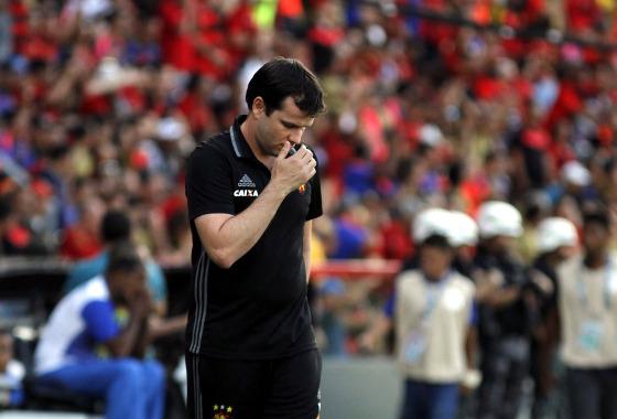 Pernambucano 2017, 8ª rodada: Sport 1 x 1 Santa Cruz. Foto: Ricardo Fernandes/DP