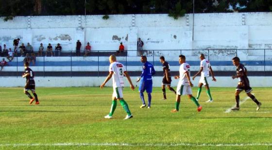 Pernambucano 2017, 8ª rodada: Central 0 x 2 Salgueiro. Foto: Medson Magno/Central SC