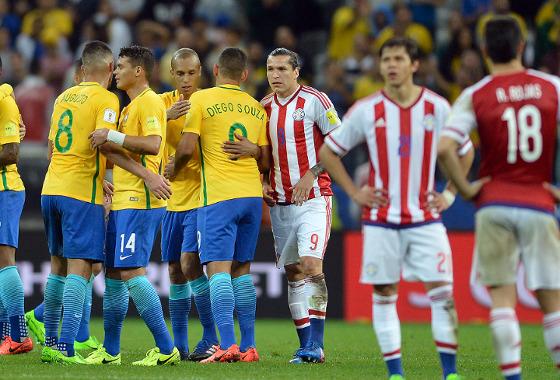Eliminatórias da Copa 2018, em 28/03/2017: Brasil 3 x 0 Paraguai. Foto: Mauro Horita/MoWA Press (cortesia)