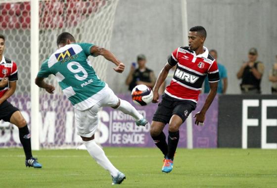 Pernambucano 2017, 9ª rodada: Belo Jardim 0 x 1 Santa Cruz Foto: Ricardo Fernandes/DP