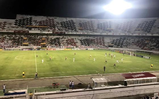 Pernambucano 2017, 10ª rodada: Santa Cruz 1x2 Náutico. Foto: Rafael Brasileiro/DP