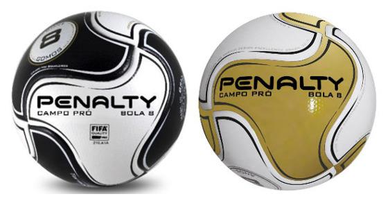 As bolas oficiais do Campeonato Pernambucano de 2016