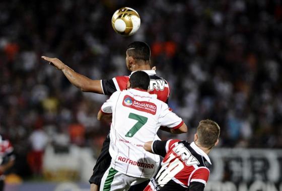 Pernambucano 2017, semifinal: Santa Cruz 1 x 0 Salgueiro. Foto: Peu Ricardo/DP