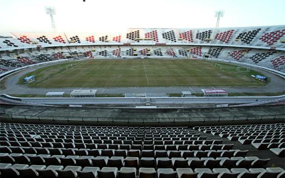 Estádio do Arruda. Foto: Peu Ricardo/DP