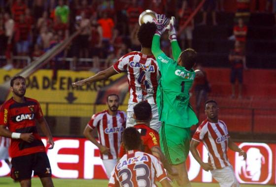 Pernambucano 2017, semifinal: Sport 3 x 2 Náutico. Foto: Rafael Martins/DP