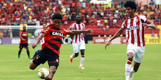 Pernambucano 2017, semifinal: Sport 3 x 2 Náutico. Foto: Williams Aguiar/Sport Club do Recife