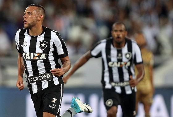 Copa do Brasil 2017, oitavas de final: Botafogo 2x1 Sport. Foto: Vitor Silva/SS Press/Botafogo