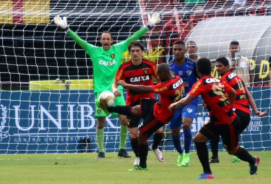 Pernambucano 2017, final: Sport 1x1 Salgueiro. Foto: Peu Ricardo/DP
