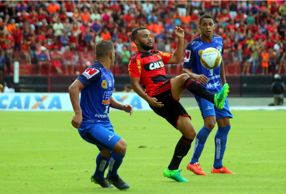 Pernambucano 2017, final: Sport 1x1 Salgueiro. Foto: Williams Aguiar/Sport Club do Recife