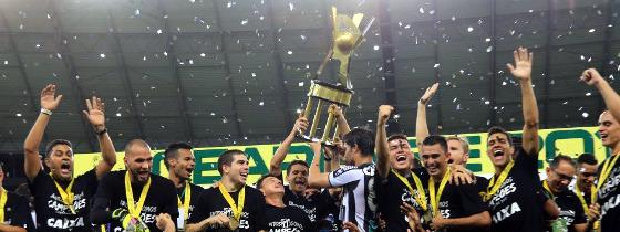 Ceará campeão cearense de 2017. Foto: Ceará/divulgação