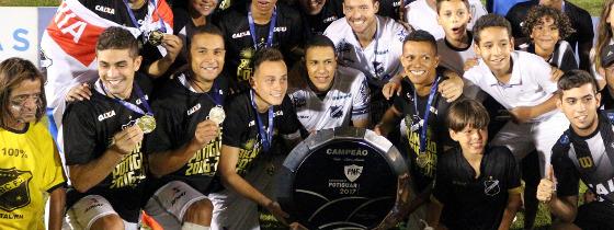 ABC campeão potiguar de 2017. Foto: ABC/divulgação