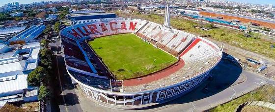 Estádio El Palacio, em Buenos Aires