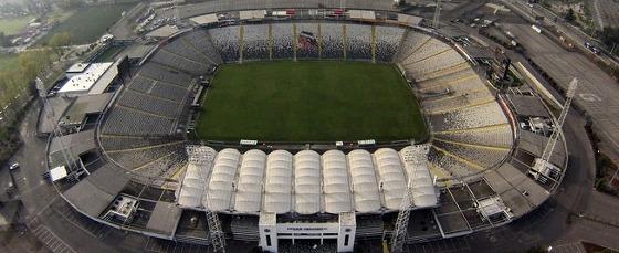 Estádio David Arellano, em Santiago