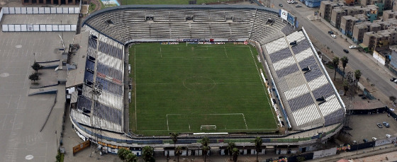 Estádio Alejandro Villanueva, em Lima