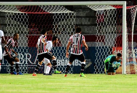 Pernambucano 2017, disputa pelo 3º lugar: Santa Cruz x Náutico. Foto: Peu Ricardo/DP