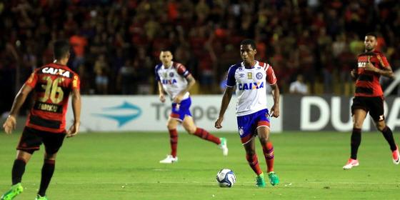 Copa do Nordeste 2017, final: Sport 1 x 1 Bahia. Foto: Felipe Oliveira/Bahia/site oficial