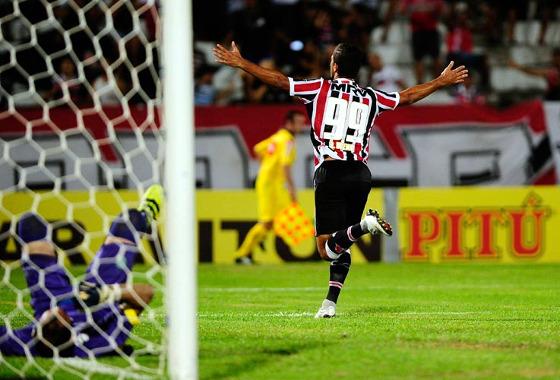 Série B 2017, 2ª rodada: Santa Cruz 2x1 Guarani. Foto: Peu Ricardo/DP